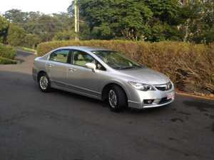 2008 Hybrid, auto,   reg'd 11/15, 120,000 kms,   regular serviced,   RWC, Reliable family car.   $10,000 neg.   Phone