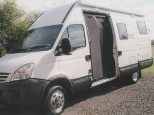 2008 Iveco Motor Home