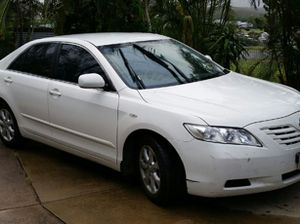 Toyota Camry Altise 2008
