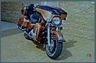 105TH Anniversary 2008 Harley Davidson