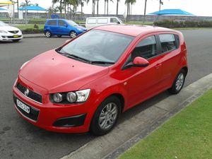 2015 Holden BARINA CD Hatch As new! $13,500