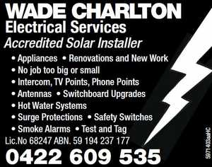 WADE CHARLTON