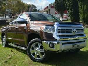 2014 Toyota Tundra 1794 EDITION CREWMAX Bronze 8 Speed Automatic Utility