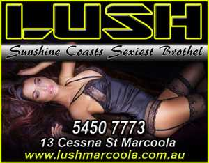 Sunshine Coast Boutique Brothel    Finest Ladies, First Class Suites,    Private waiting rooms & Private Introductions    Off street Parking