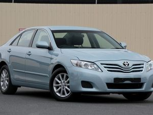 2011 Toyota Camry ACV40R MY10 Altise Blue 5 Speed Automatic Sedan
