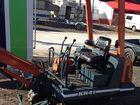 JIMNA 284 4WD Tractor