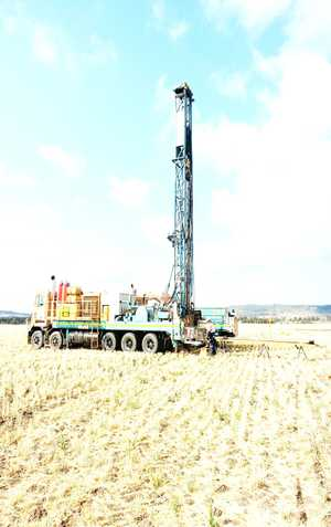 Grundy Drilling Company is your locally based water bore company.    Grundy Drilling Company is offering the local area a special rate of $130 / meter for water bores.    This is all inclusive of costs with - drilling - casing - cementing   Contact: Matt Ryan - 0408 196 266 Dan Quinlan -0417 962 764 Phone: 07 ...