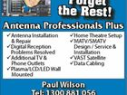 PAUL WILSON ANTENNA SERVICES