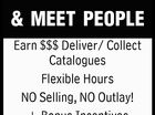 Deliver/ Collect Catalogues
