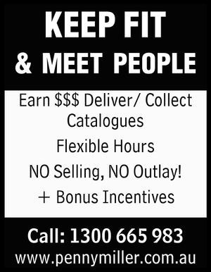 KEEP FIT & MEET PEOPLE