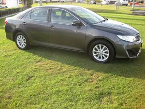 2013 Toyota Camry ASV50R Altise Grey 6 Speed Automatic Sedan