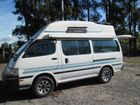 Toyota Hiace 4WD Automatic camper, only 119,000kms, fantastic cond with factory fitout. PH 0404453579