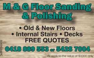 Old & New Floors