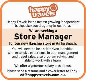 Happy Travels is the fastest growing independent