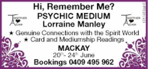 Hi remember me?