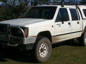 Mitsubishi Triton 1994