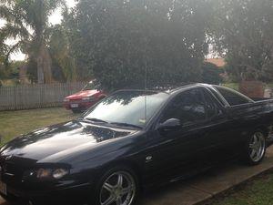 VU Holden Commodore SS50 Ute 2001