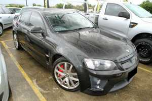 HSV Clubsport R8 with just 75,019klms since new!  This great performace V8 comes standard, and looks great in Black with Tinted Windows and HSV factory Alloy wheels.  Our Clubsport 307 comes well equipped with Tinted Windows, Traction Control, Dual Zone Climate Control and a  Log Book Service History!    We ...