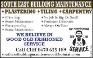 Plastering