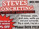 Steve's Concreting