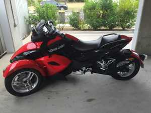 Motor tricycle,