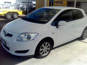 2009, Ascent hatch auto.