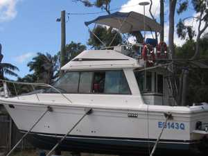 Twin Styer Diesels low hours
