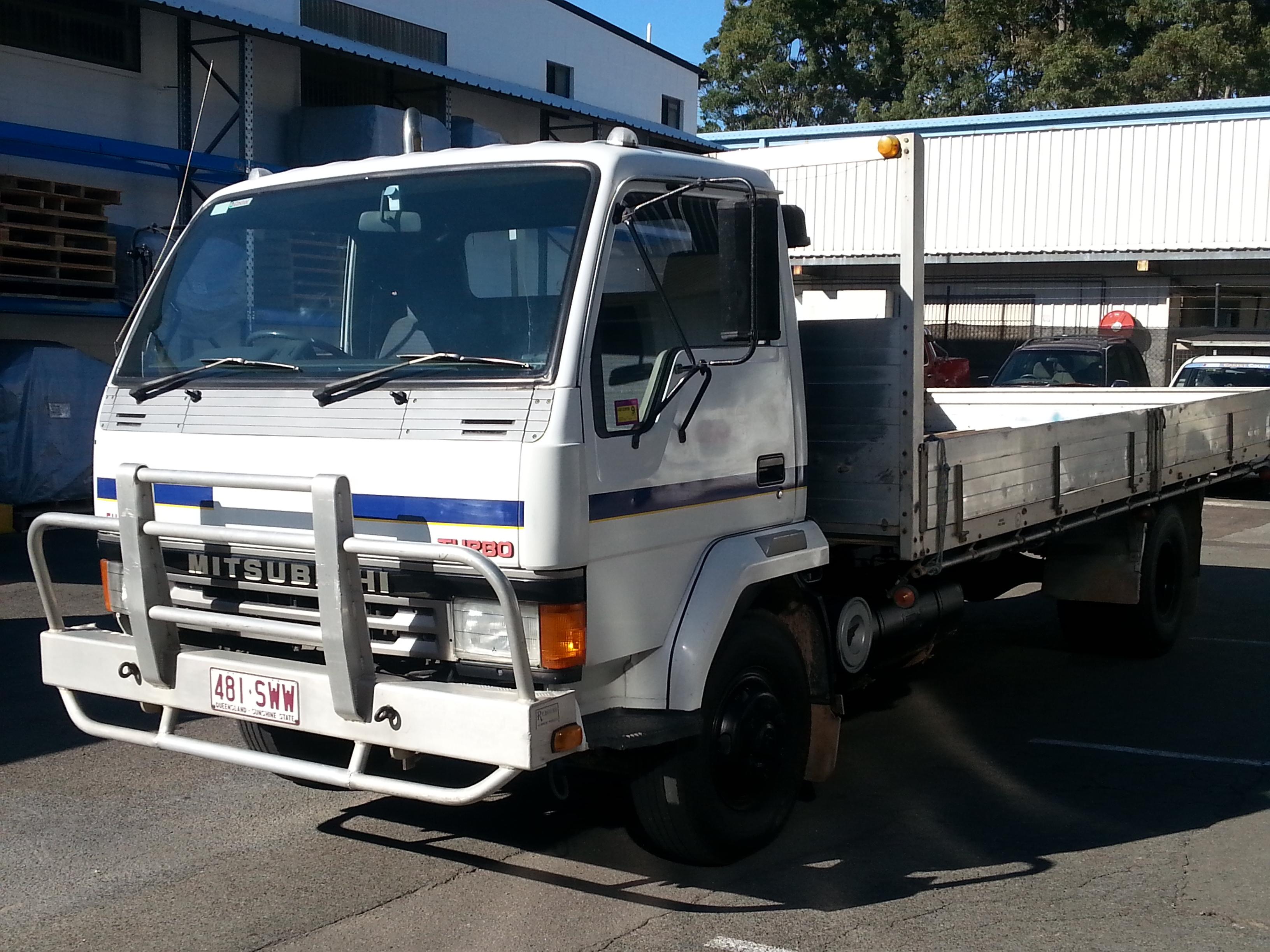 VGC, Turbo Diesel, A/C, 290,631kms