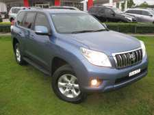 2010 TOYOTA LANDCRUISER PRADO GXL 3.0LT TURBO DIESEL AUTOMATIC 4 WHEEL DRIVE 7 SEAT WAGON a very tidy one owner vehicle with that has NOT been off road or on the beach  We are a leading Multi Franchise Dealership. With a fantastic range of New and Pre-Owned cars, you ...