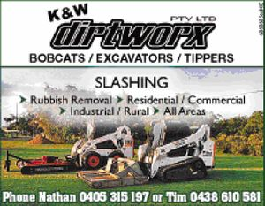 Slashing  Rubbish Removal   Residential / Commercial   Industrial / Rural   Phone Nathanor Tim