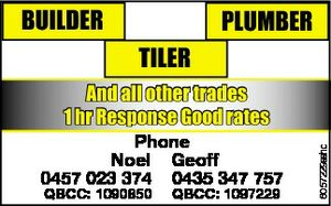 And all other trades