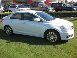 2010 Suzuki Kizashi FR XL  Continuous Variable Sedan