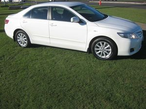 2011 Toyota Camry ACV40R 09 Upgrade Altise White 5 Speed Automatic Sedan