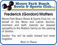 Frederick (Gordon) Matters
