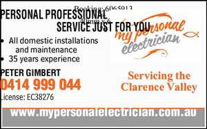 PERSONAL PROFESSIONAL SERVICE JUST FOR YOU 