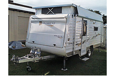 Paramount Duet 2008