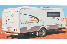 2008 Caravan