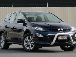 2010 Mazda CX-7 ER1032 Classic Activematic Sports Blue 6 Speed Sports Automatic Wagon