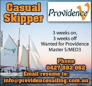 Casual Skipper