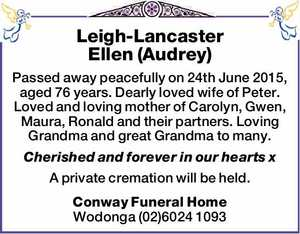 Leigh-Lancaster