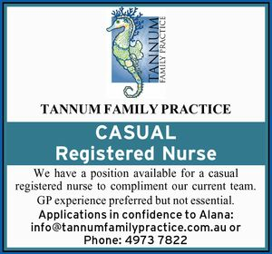 TANNUM FAMILY PRACTICE CASUAL 