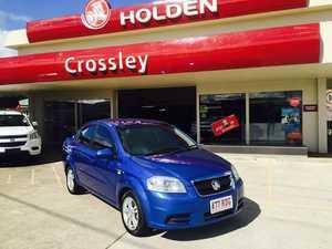 2010 Holden Barina 3609629 MY11 SEDAN Blue 4 Speed Automatic Sedan