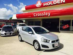2012 Holden Barina 552685 MY12 Silver 6 Speed Automatic Hatchback