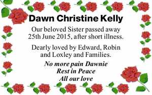 Dawn Christine Kelly