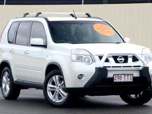 2013 Nissan X-Trail T31 Series V ST-L 2WD Snow Storm 1 Speed Constant Variable Wagon