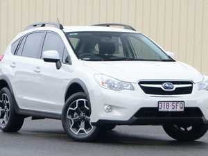 2012 Subaru XV G4-X MY12 2.0i Lineartronic AWD White 6 Speed Constant Variable Wagon