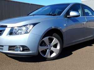 2009 Holden Cruze JG CDX Blue 6 Speed Automatic Sedan