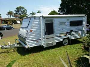 2001 445, vgc, Pop Top, Awning, full annexe, 3-way fridge, 2 berth, extras, reg 05/16 $14,500ono   0407 459 813