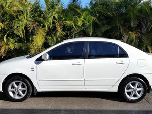 2006 Corolla