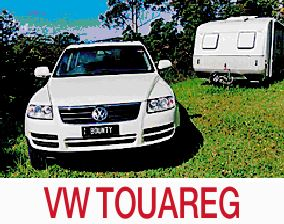 VW TOUAREG